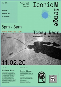 Iconic Mirage Tipsy Bear 06.02.20