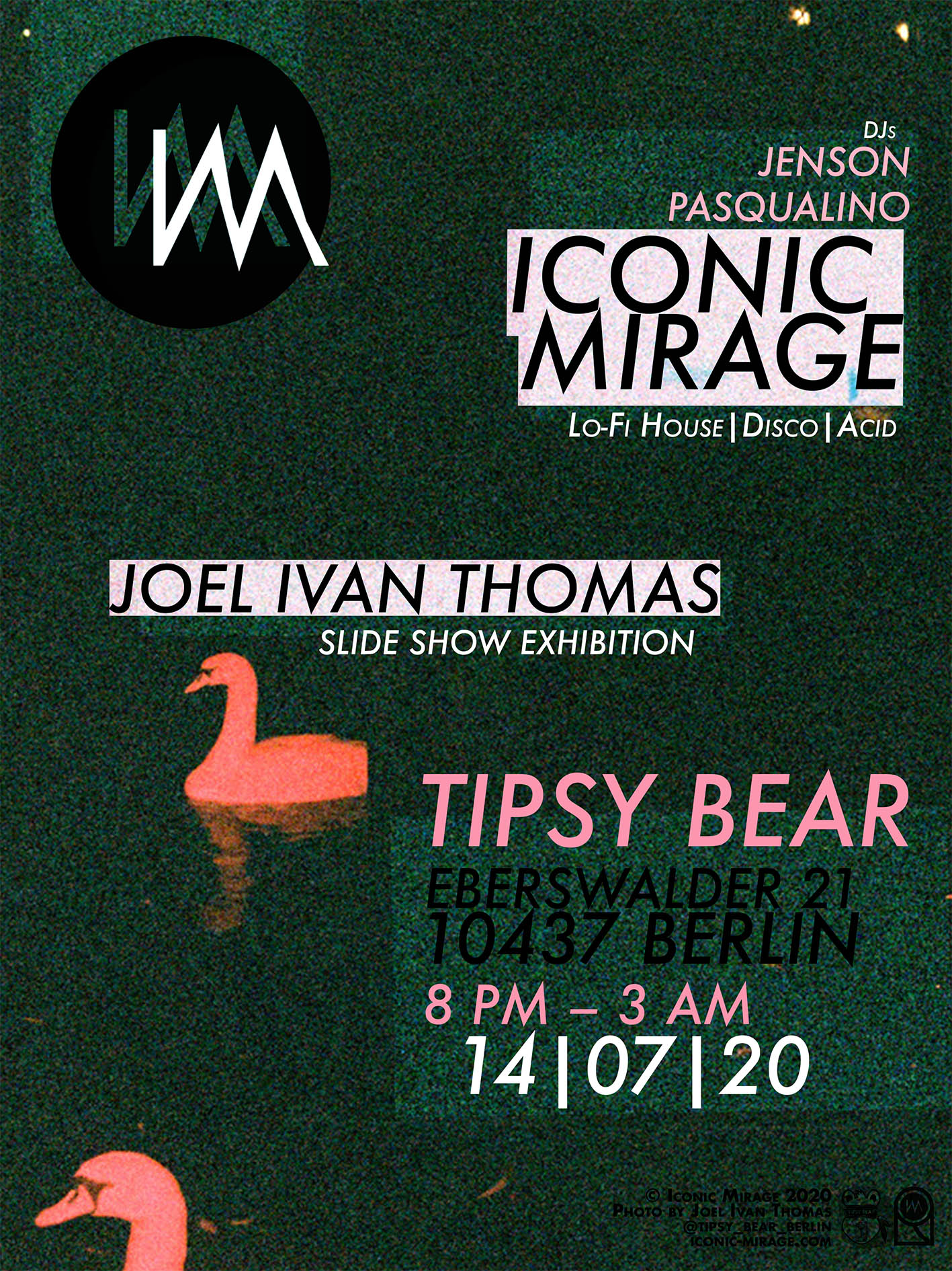 iconic mirage joel ivan thomas